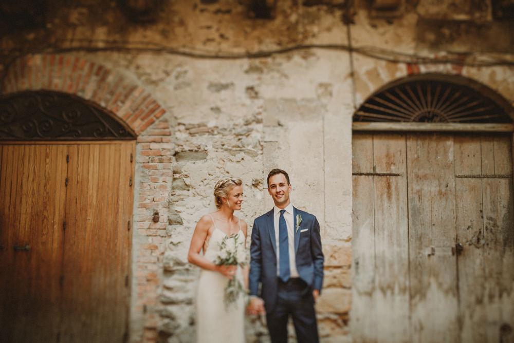 caletta wedding