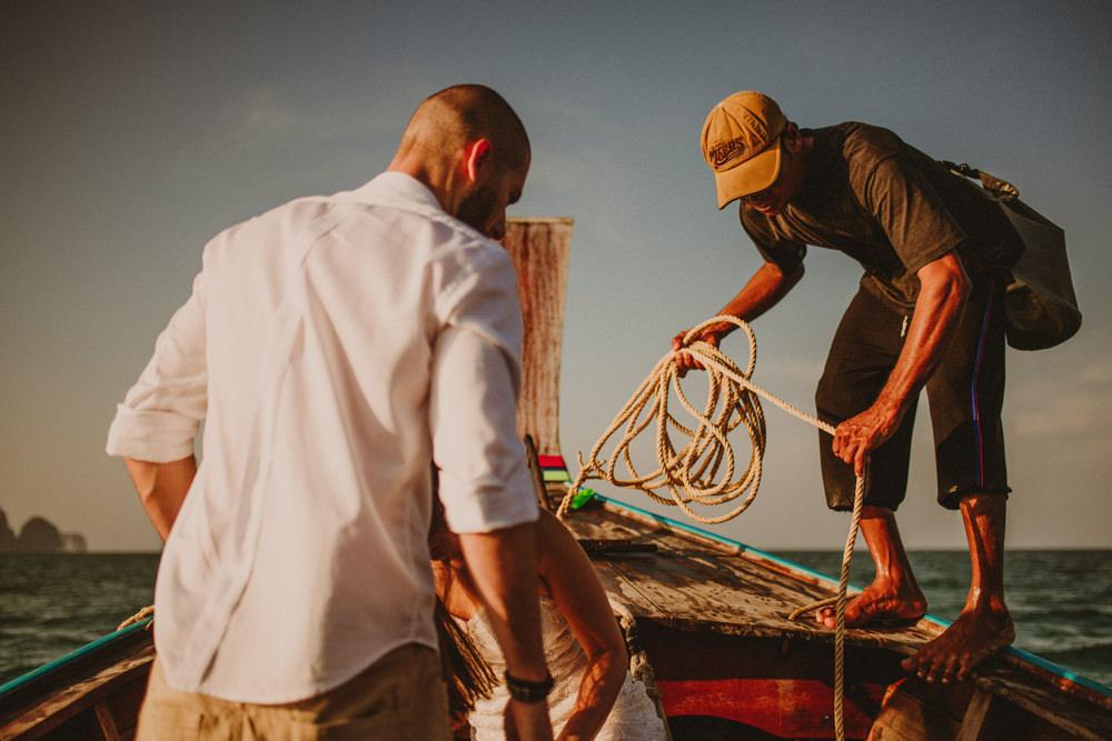 krabi boat trip