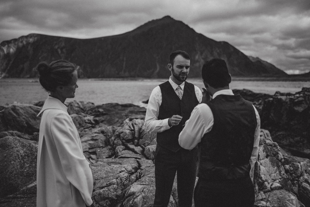 destination wedding in norway