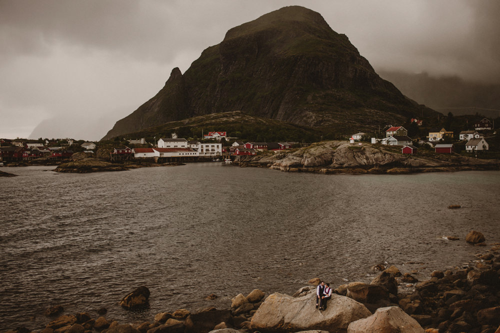 lofoten wedding photography