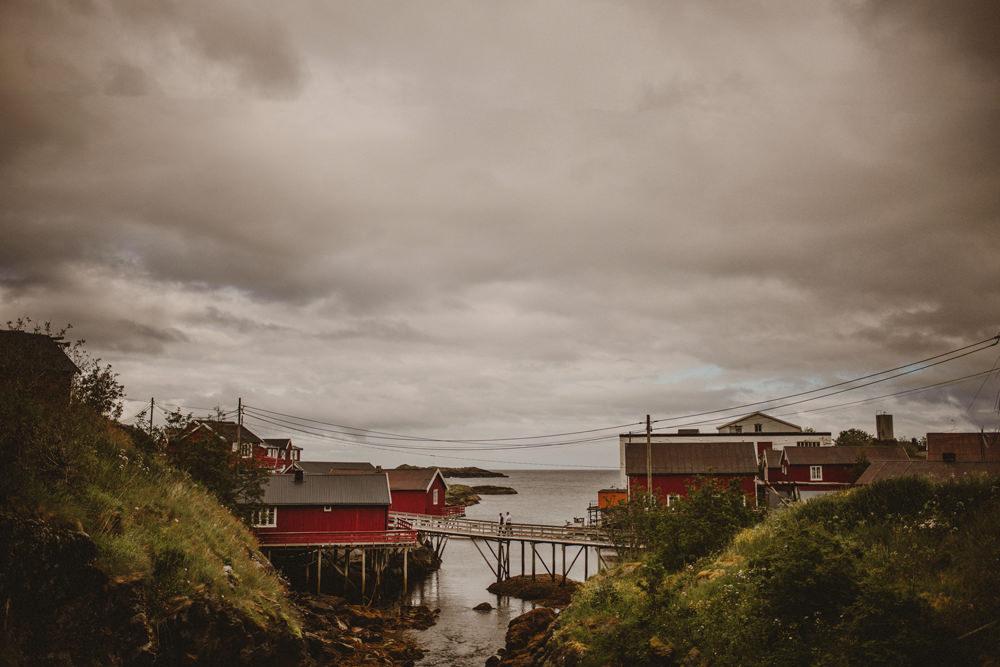 wedding lofoten islands