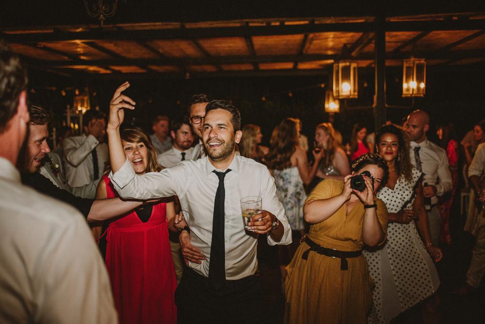 wedding party la malcontenta hotel