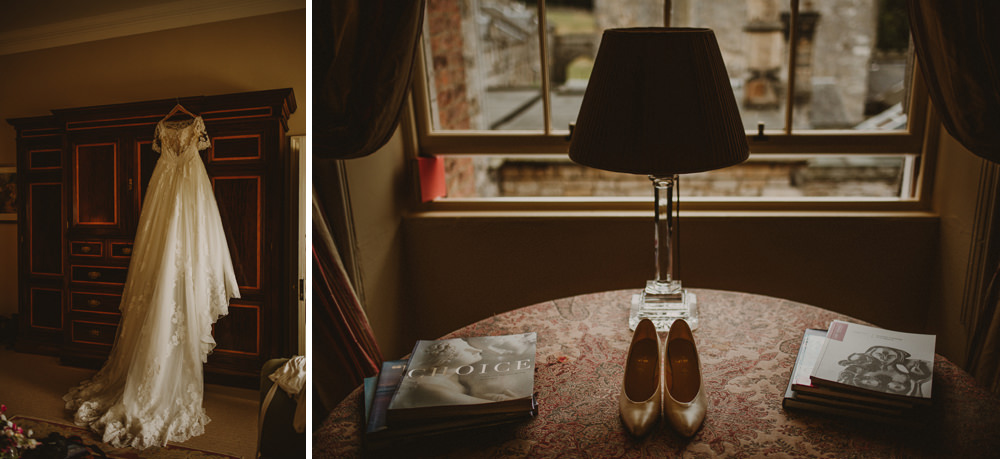 dundas castle wedding details