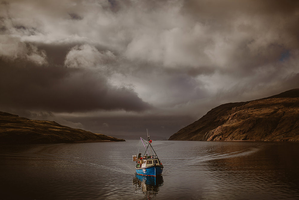 shetland wedding photographer