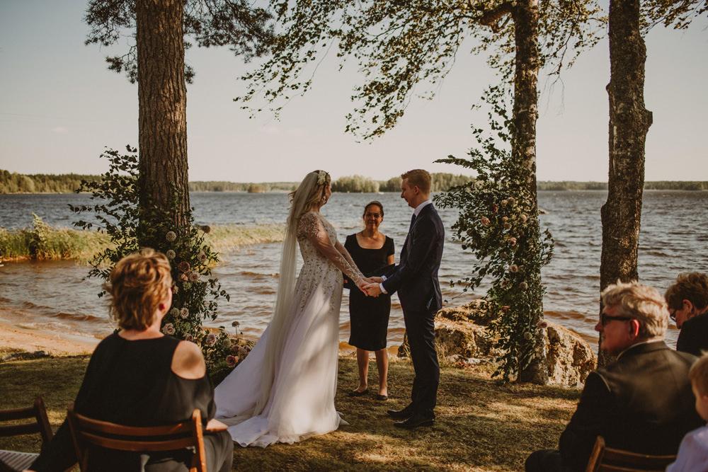 Wedding photographer finland