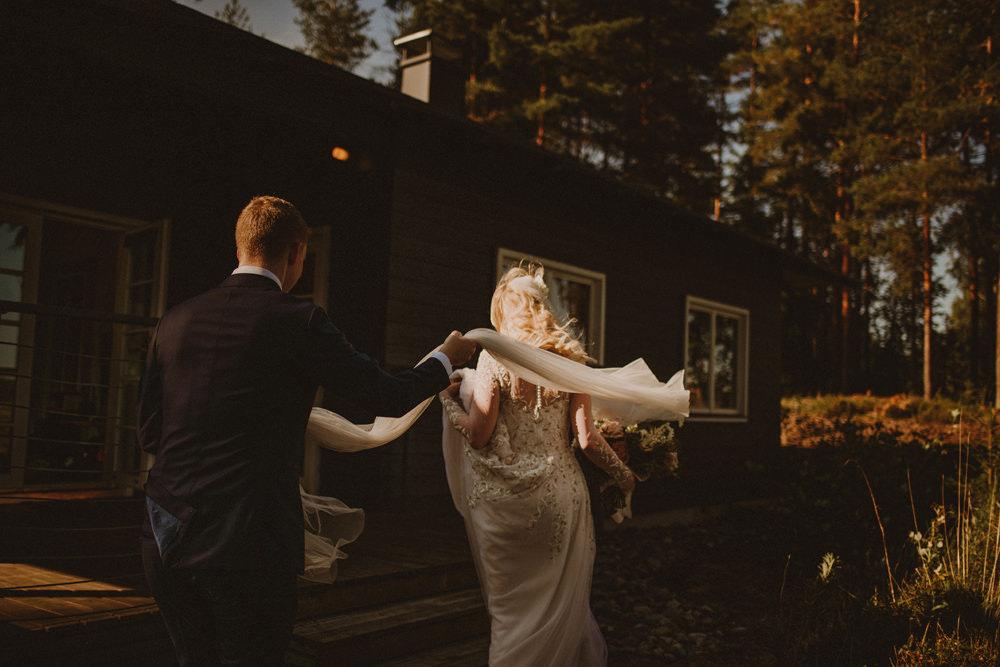 reportage wedding photogrpaher finland
