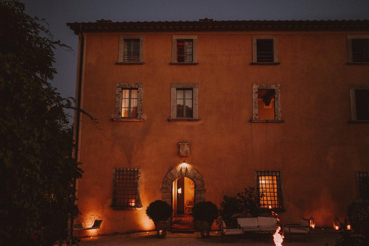 villa cicolina montepulciano
